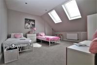 Front loft bedroom